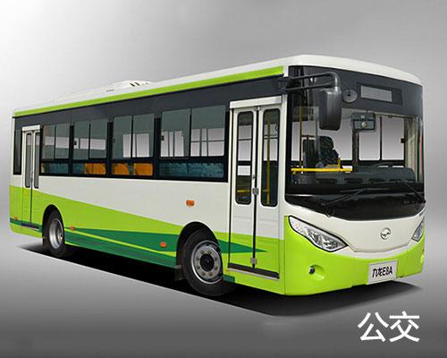 E8A纯电动公交车
