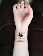 重庆唯美纹身图案