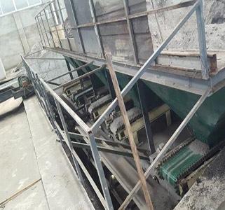 静态自动配料机_东北年产5万吨有机肥生产线