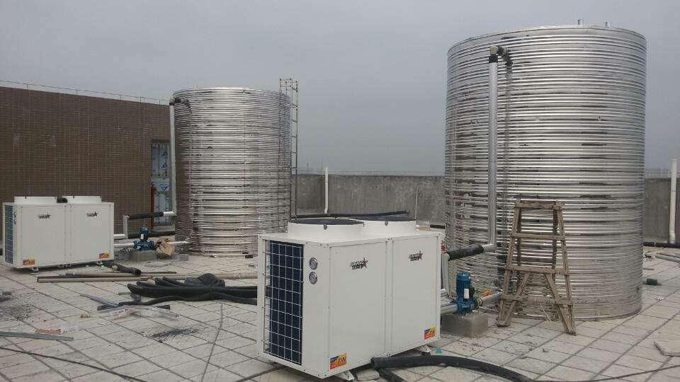 桑拿热水工程方案