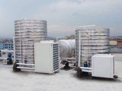 重庆商用热水器安装