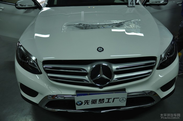 武汉奔驰GLC级改装