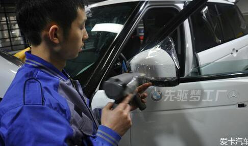 武汉汽车漆面隐形保护膜