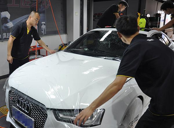 武汉汽车贴膜品牌