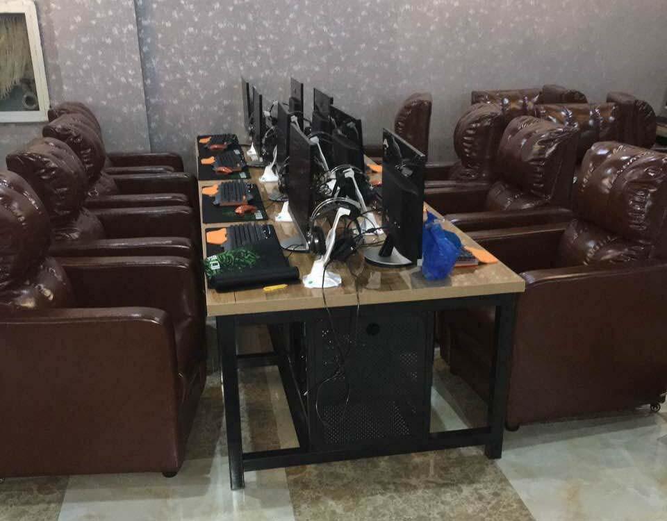 贵州高档网吧家具