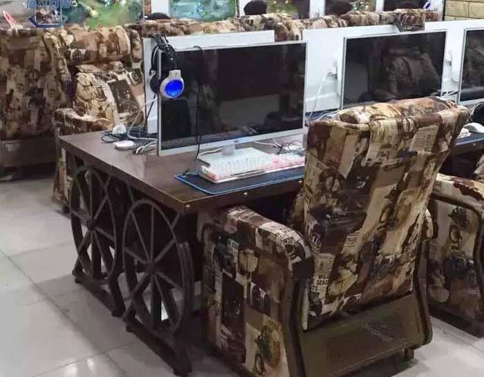 高档网吧椅