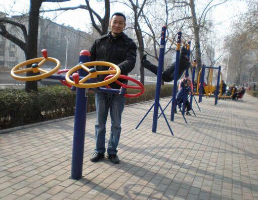 郑州金水河健身器材