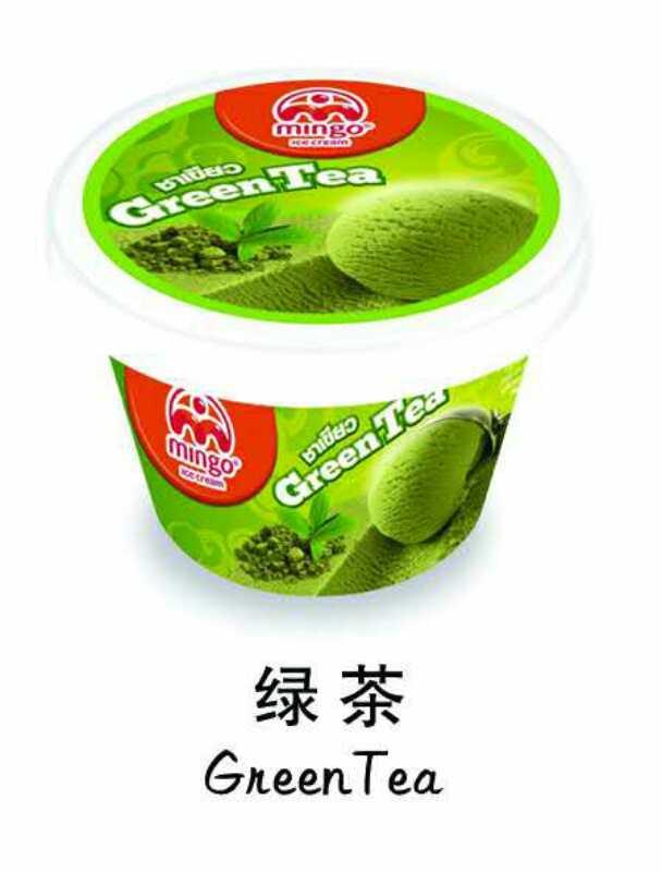 畢節綠茶雪糕