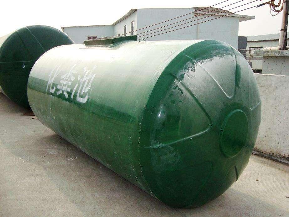鄂州玻璃钢化粪池制作