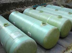 鄂州玻璃钢化粪池施工