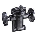 铸钢倒筒式蒸汽疏水阀