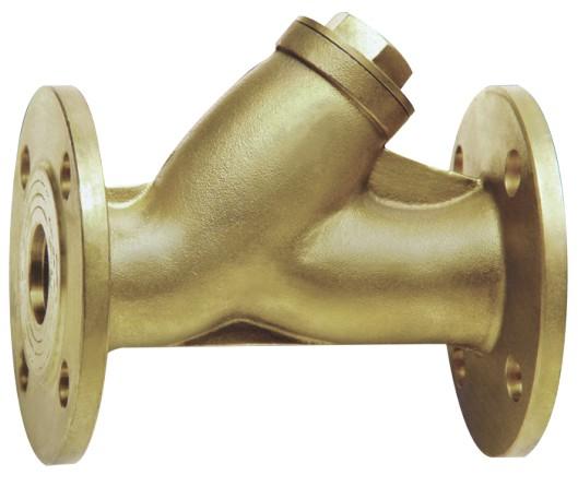 BFYF 法兰式铜过滤器