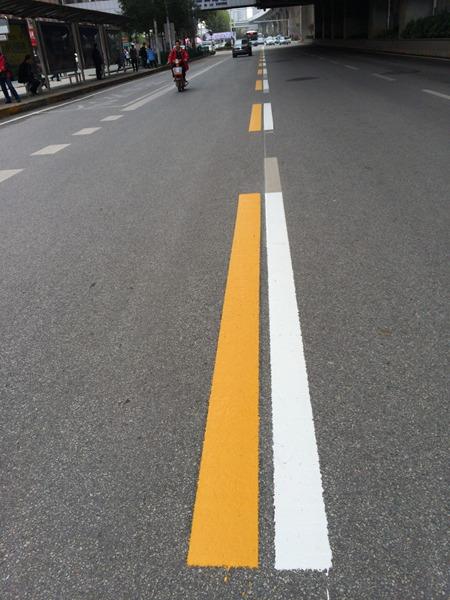 道路标识线