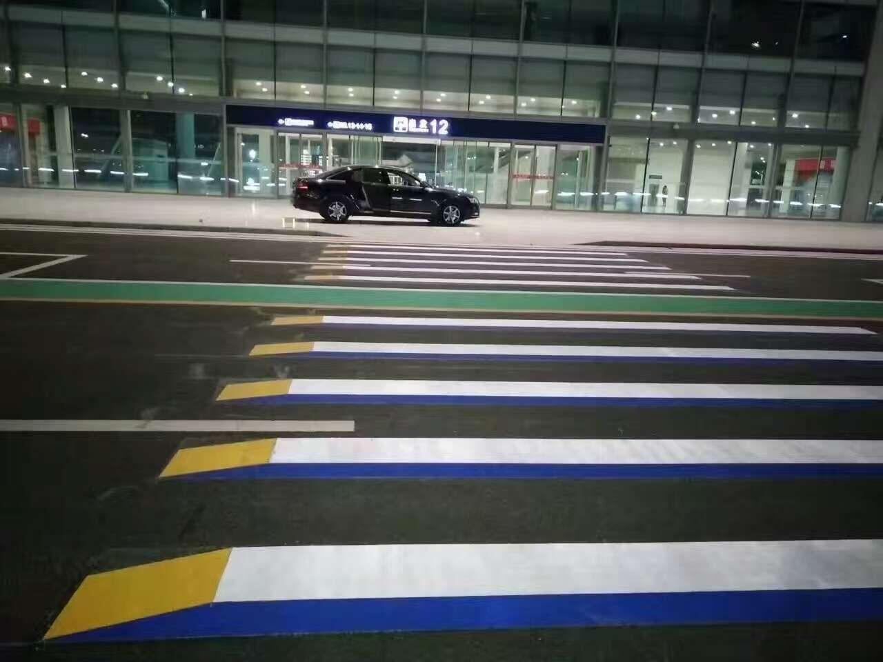 武汉划线施工