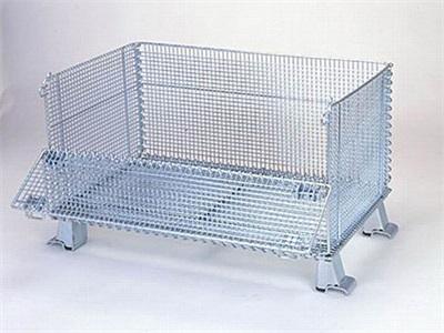 折叠式仓储笼设备