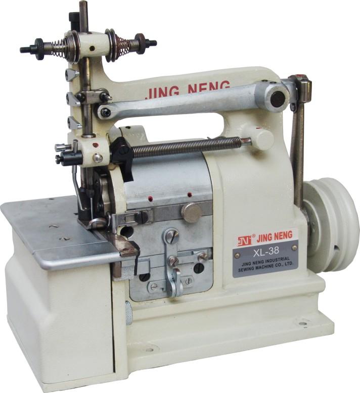 贝形饰边包缝机