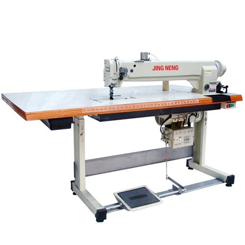 长臂型综合送料厚料平缝机