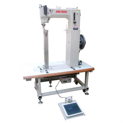 立柱式极厚料综合送缝纫机