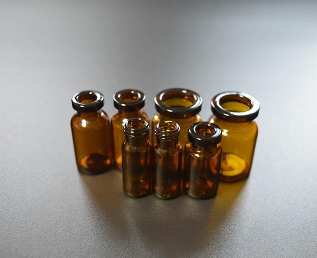 玻璃化妆品瓶