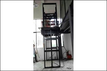 衢州升降货梯生产价格多少钱 明园机械 固定升降货梯供应