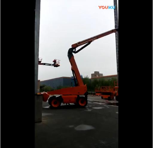 升降机视频