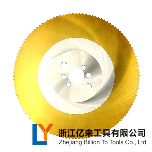 工业黄圆锯片