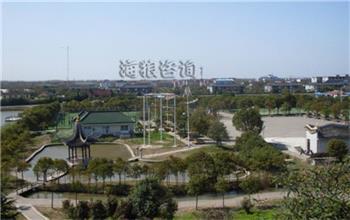 上海崇明岛拓展基地
