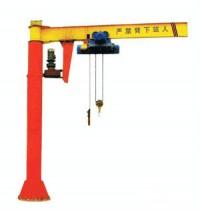 挪动式悬臂吊