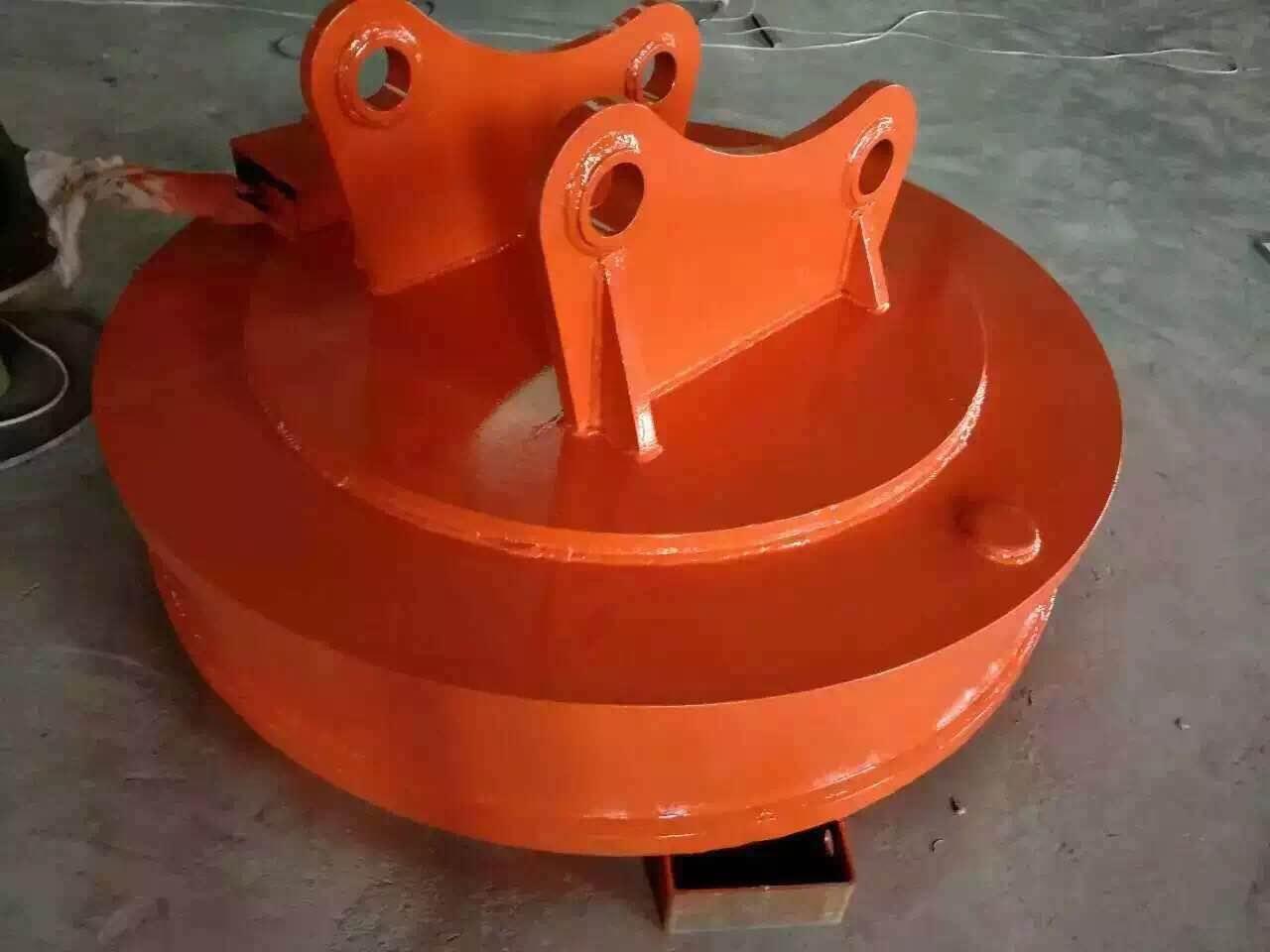 圆形电磁吸铁