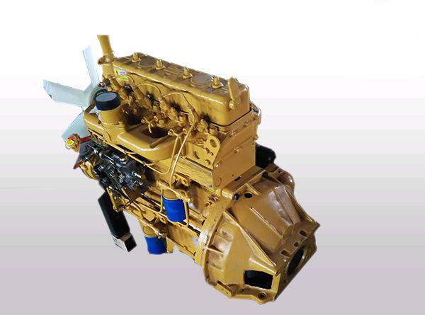 装载机发动机再制造