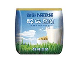 雀巢 醇味豆浆