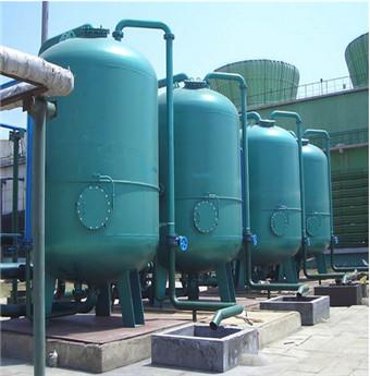 工業循環冷卻水處理