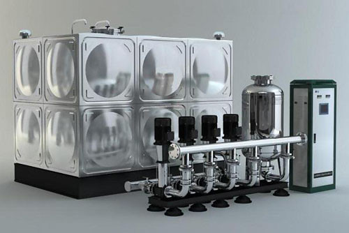 變頻恒壓供水設備
