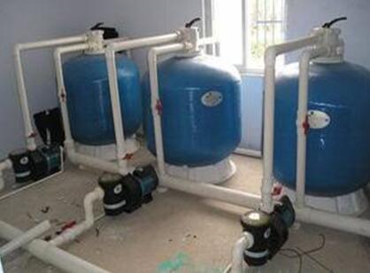 泳池循环净化处理设备