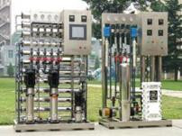 雙級反滲透+EDI超純水設備