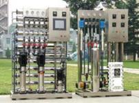双级反渗透+EDI超纯水设备