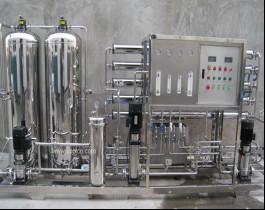 双级反渗透纯水设备
