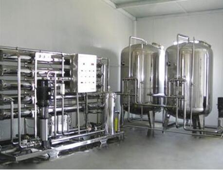单级反渗透纯水、纯净水设备