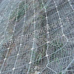 昆明主动边坡防护网