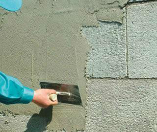 抗裂砂浆施工