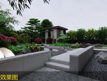 青岗湾别墅花园