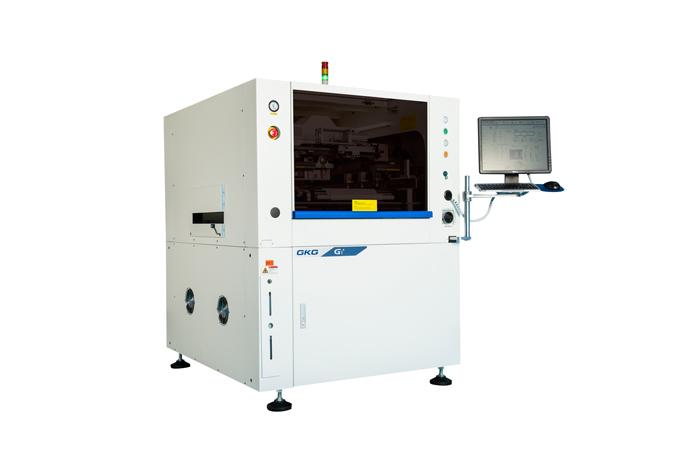 G9+全自动锡膏印刷机