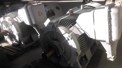 河北防爆电机回收