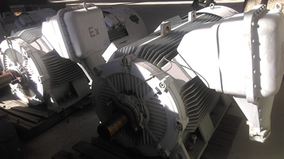 防爆电机回收