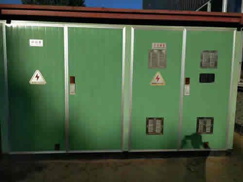 河北石家庄箱式变压器回收