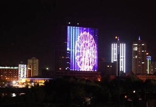 贵州LED亮化工程