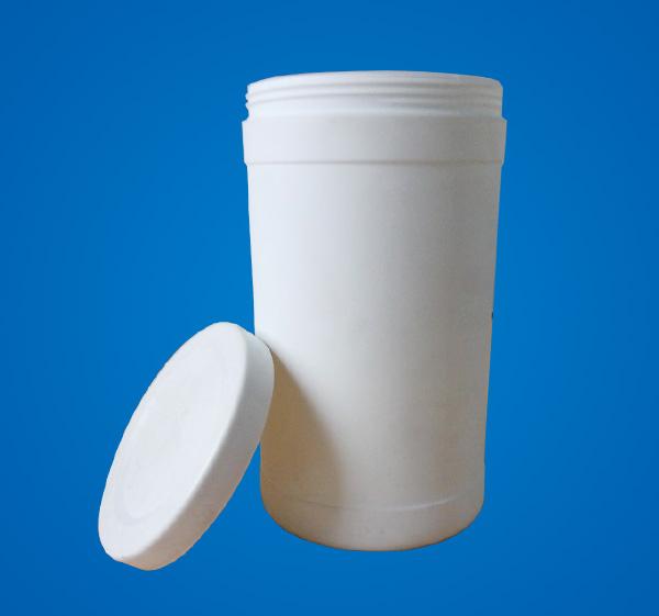 带盖塑料圆桶