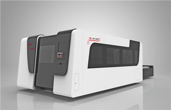 2400W光纤激光切割机