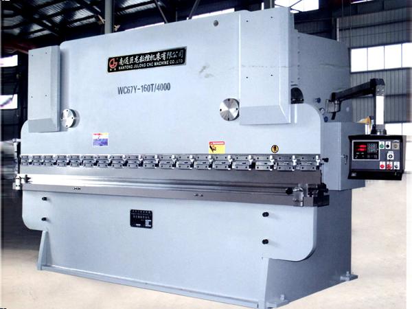 WC67Y系列双缸液压板料折弯机