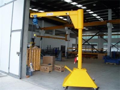 移动式旋臂吊公司